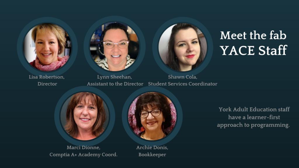 York Adult Education image #3315